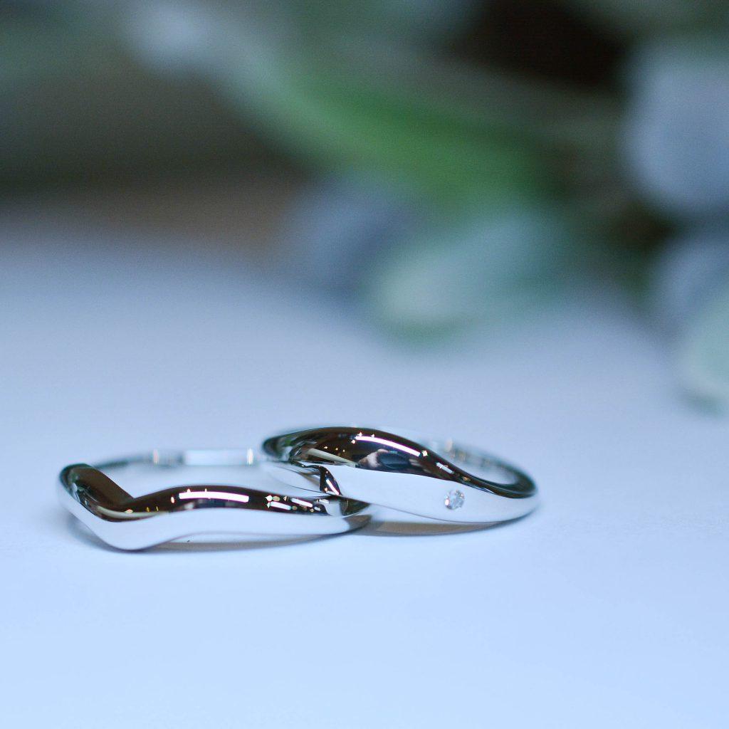 「ワックスコース」指輪