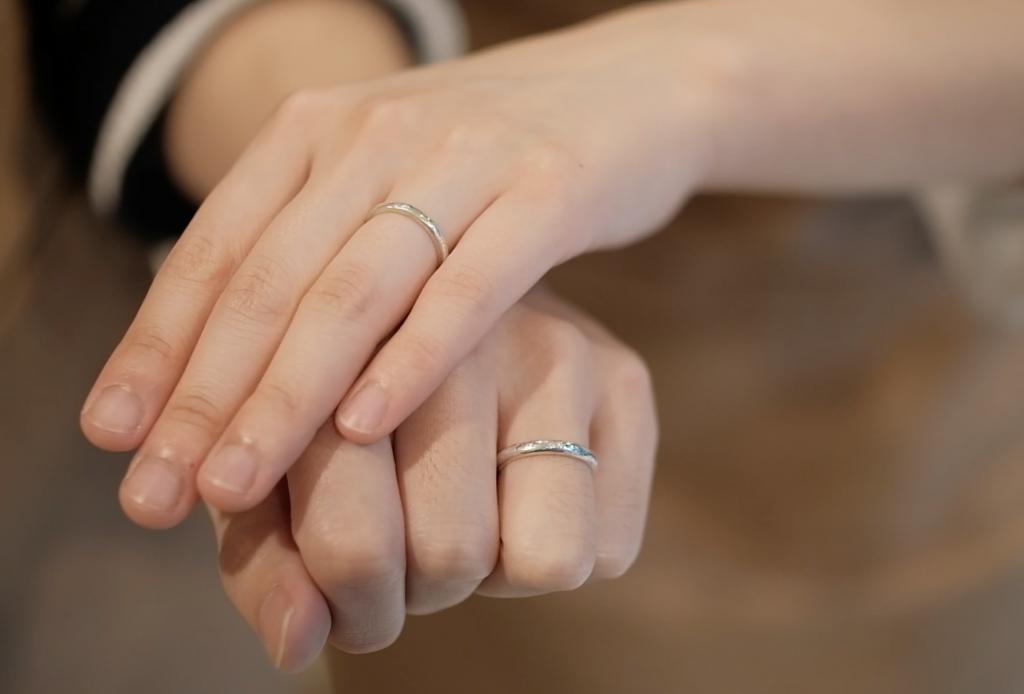 世界で一つの手作り指輪
