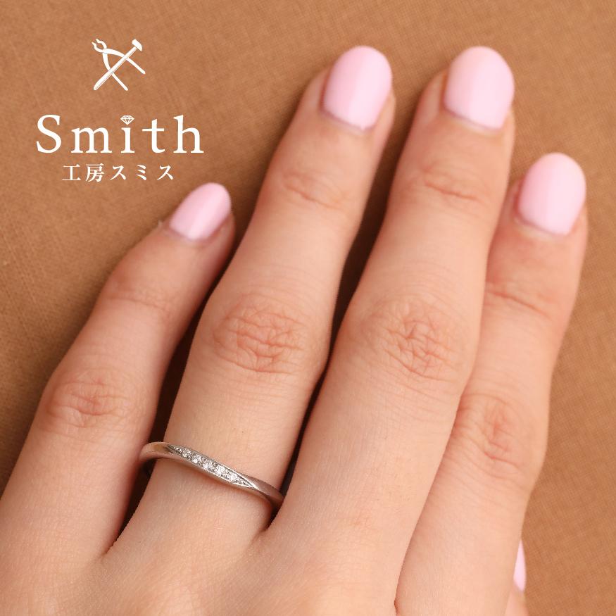 オーダメイドリング 婚約指輪兼用結婚指輪03