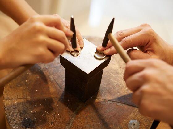 ⚒手作り指輪