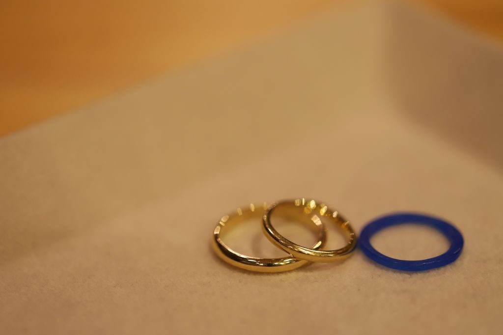 手作り結婚指輪・婚約指輪