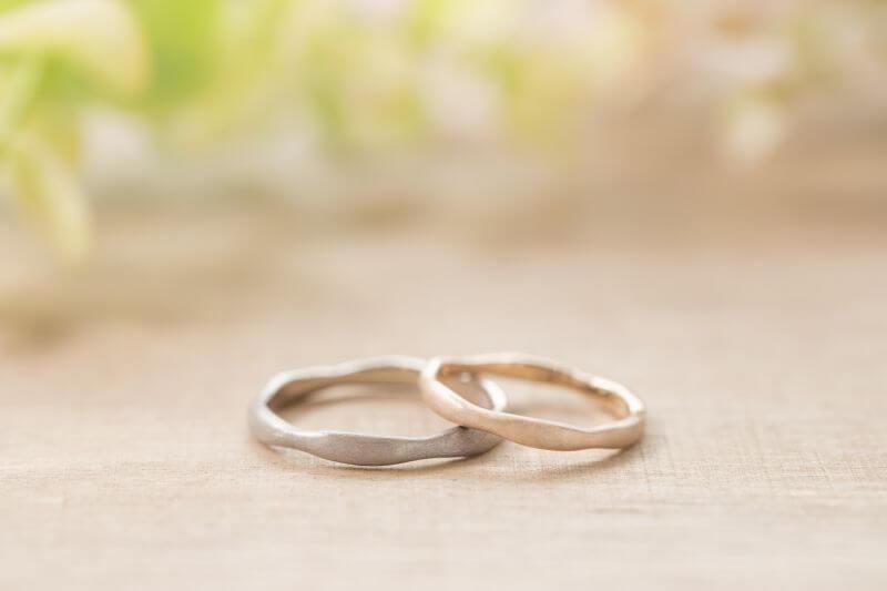 結婚指輪・工房スミス