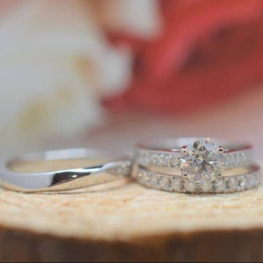 オーダーメイド婚約指輪・結婚指輪