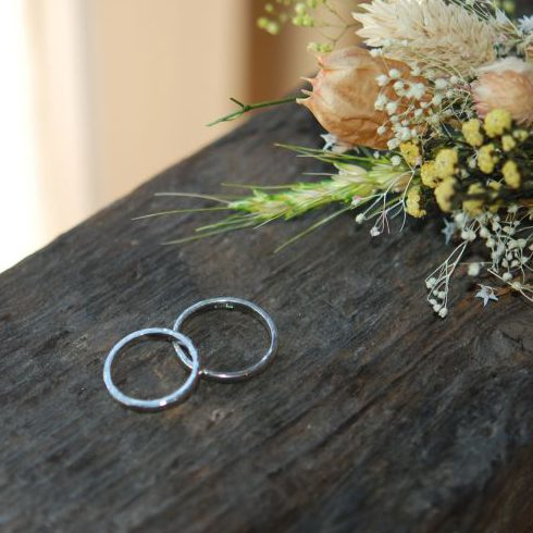 2WAYタイプ結婚指輪・工房スミス