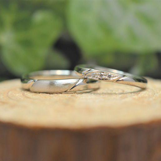 手作り結婚指輪・WAX工法・工房スミス