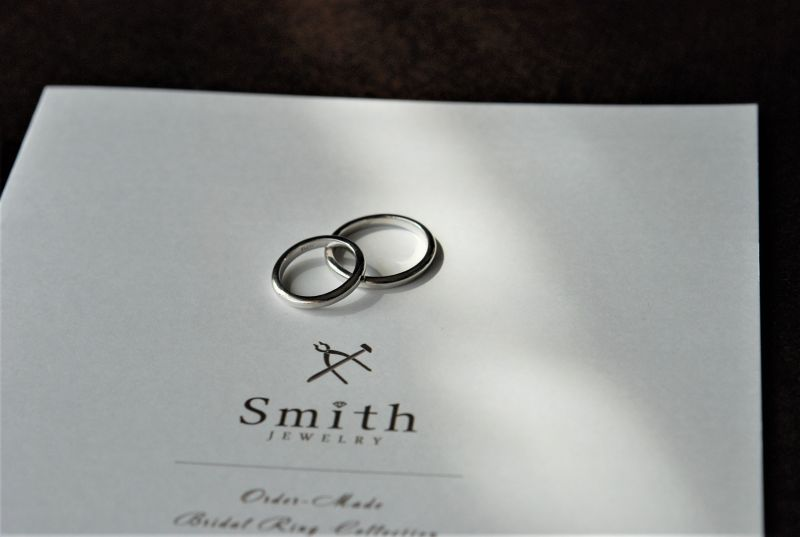 手作り結婚指輪工房スミス