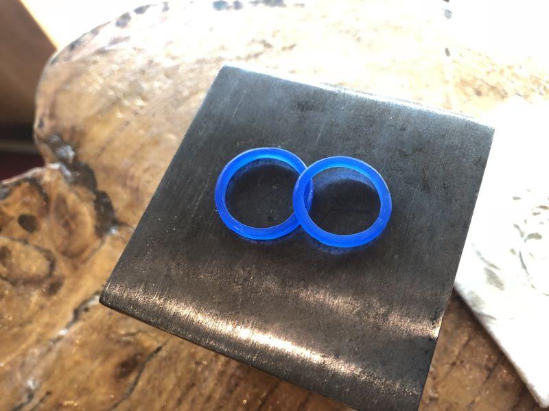 指輪原型・WAX工法・工房スミス