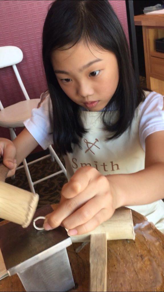 シルバーRing・手作りリング