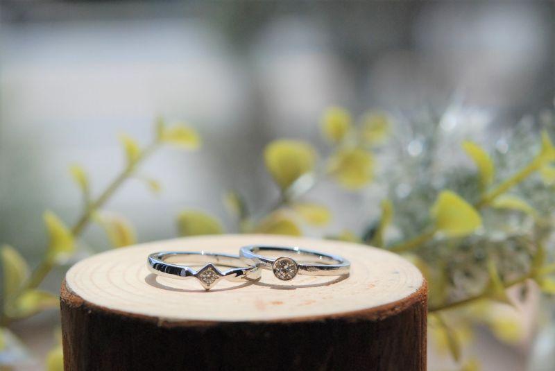婚約指輪・手作り・工房スミス