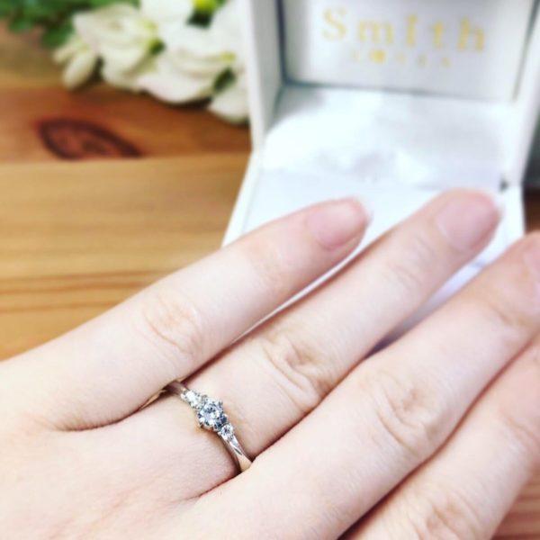 手作り婚約指輪・工房スミス