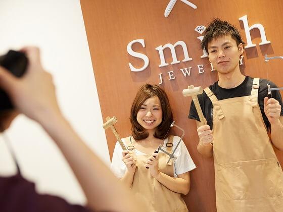 手作り結婚指輪 撮影無料サービス