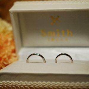 当日持ち帰り・結婚指輪・工房スミス