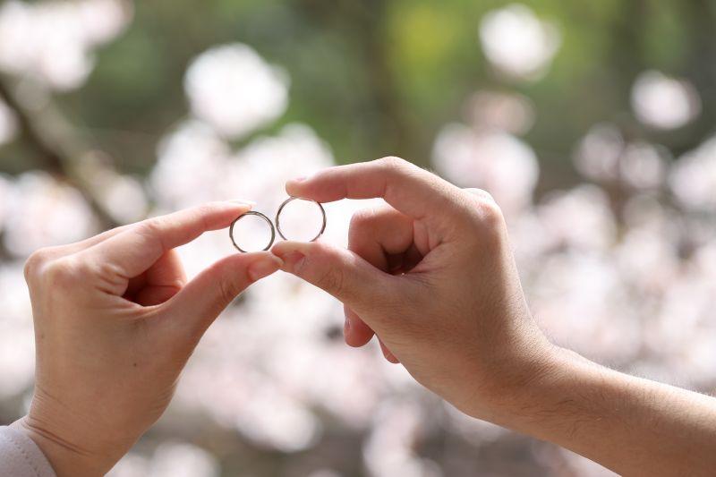 2020年結婚指輪