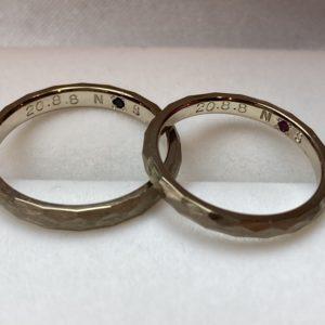 工房スミス・結婚指輪