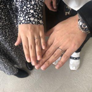 WAX工法・手作り結婚指輪・工房スミス