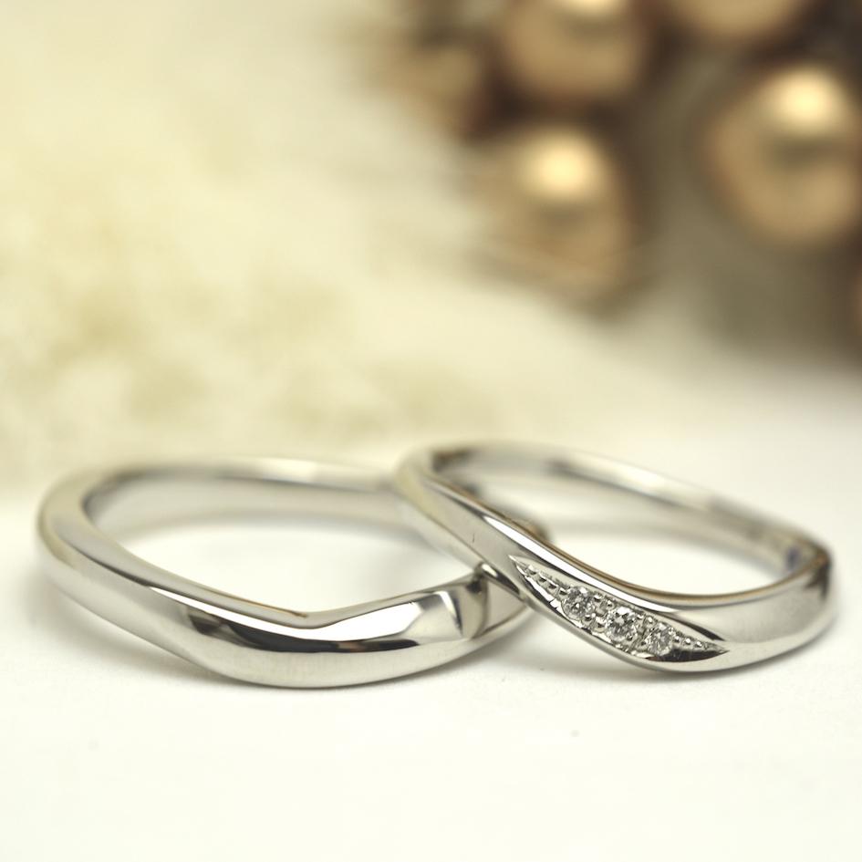 とっても素敵な指輪が出来ました!