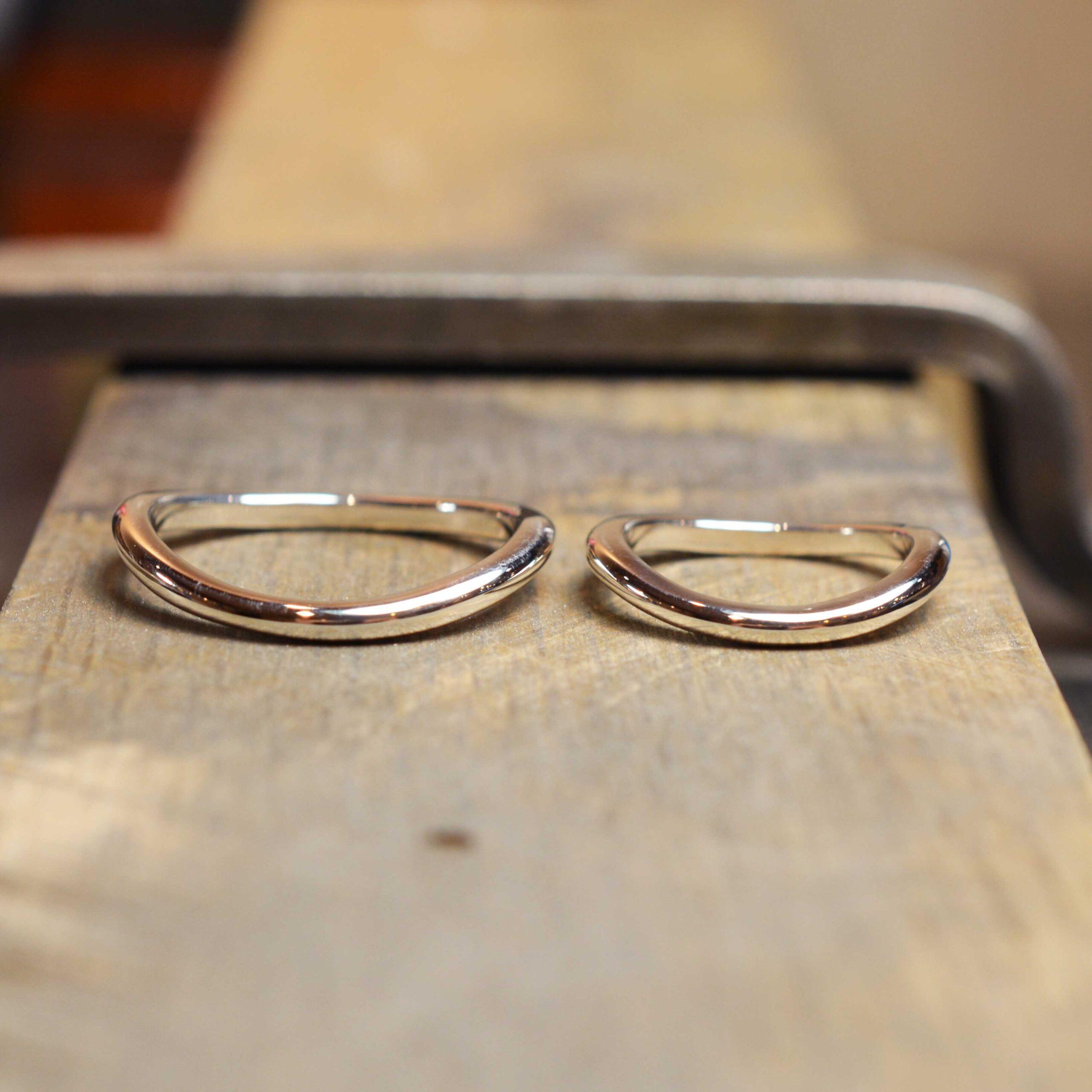 手作り結婚指輪《外苑前店》K様