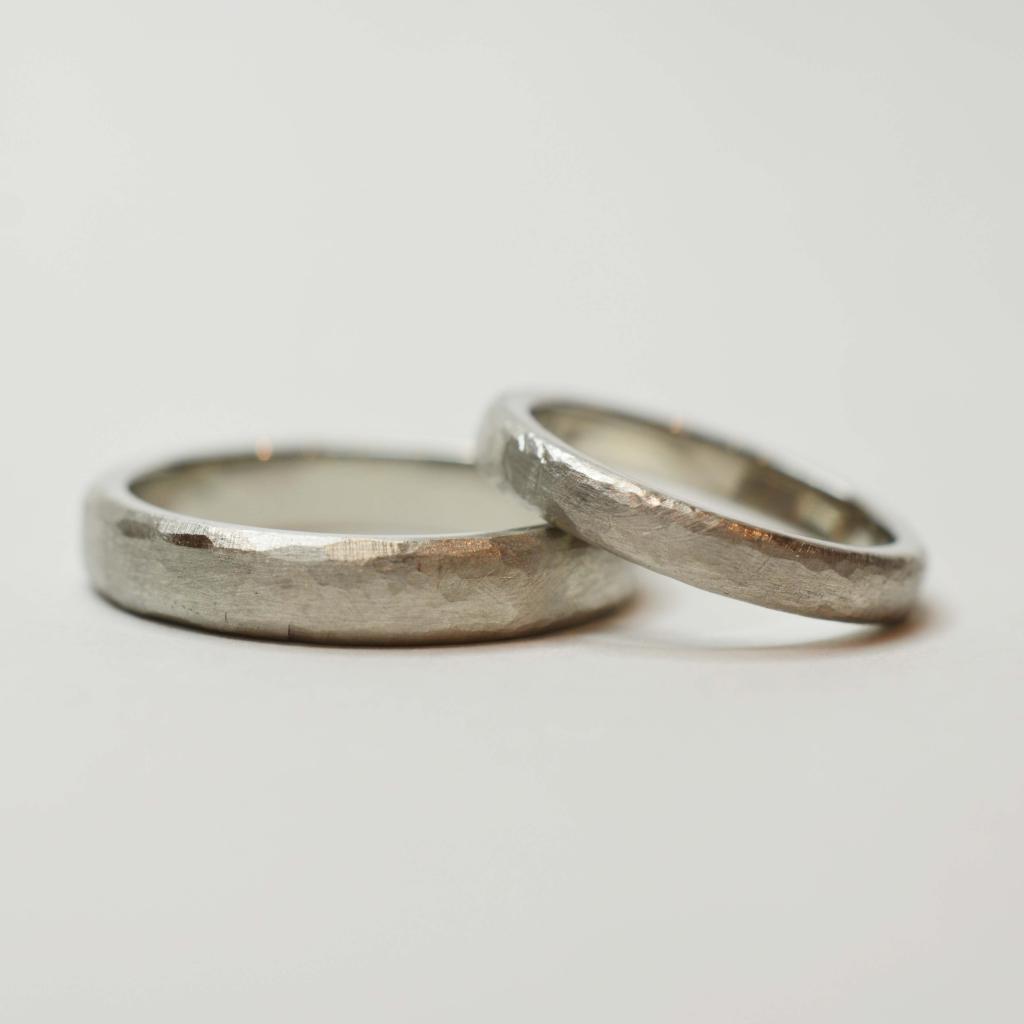 【手作り結婚指輪日帰りコース】齋藤様