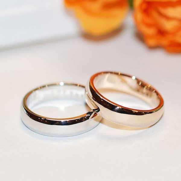 【手作り結婚指輪】 日帰りコース 森山様