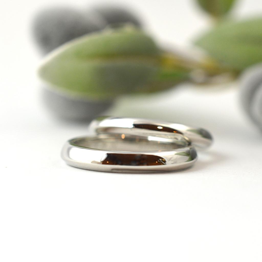 【手作り結婚指輪】 仲松様