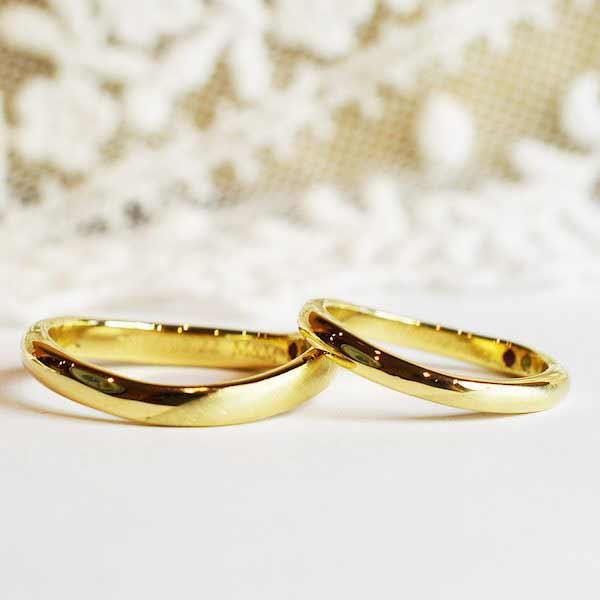 【手作り結婚指輪】 O様