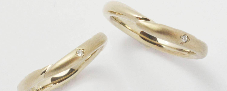 オーダー結婚指輪・婚約指輪コースページのTOP画像