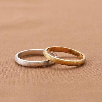 彫金コースで指輪を手作りした時の参考価格を説明した写真