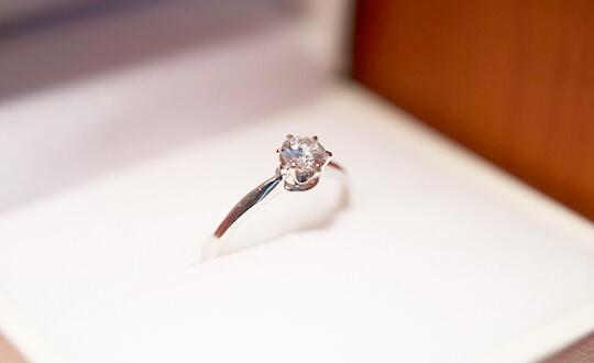 手作り婚約指輪ープロポーズコースのイメージ写真