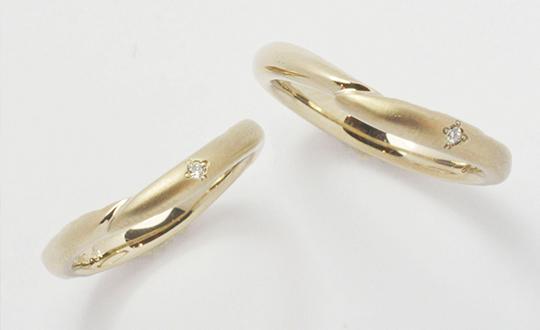 オーダー結婚指輪・婚約指輪コースのイメージ写真