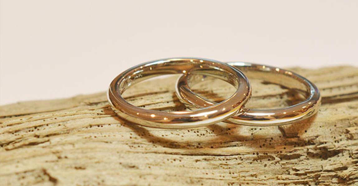 手作り指輪コース紹介ページのTOP画像