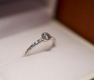 手作り婚約指輪の実績写真2