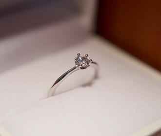 手作り婚約指輪の実績写真3