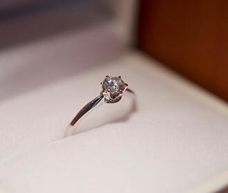 手作り婚約指輪の実績写真4