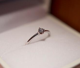 手作り婚約指輪の実績写真5