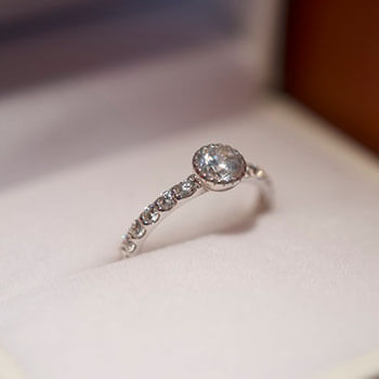 手作り婚約指輪の参考写真2