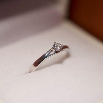 手作り婚約指輪の参考写真3