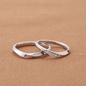 WAXコースで手作りした指輪の参考写真4