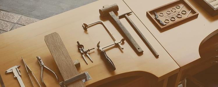 手作り指輪コース紹介ページのリンク画像