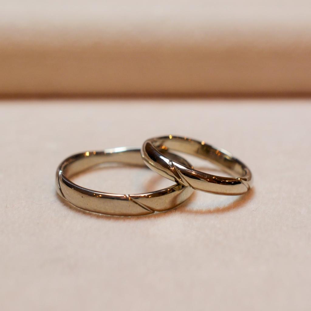 手作り結婚指輪《横浜店》日帰りコース