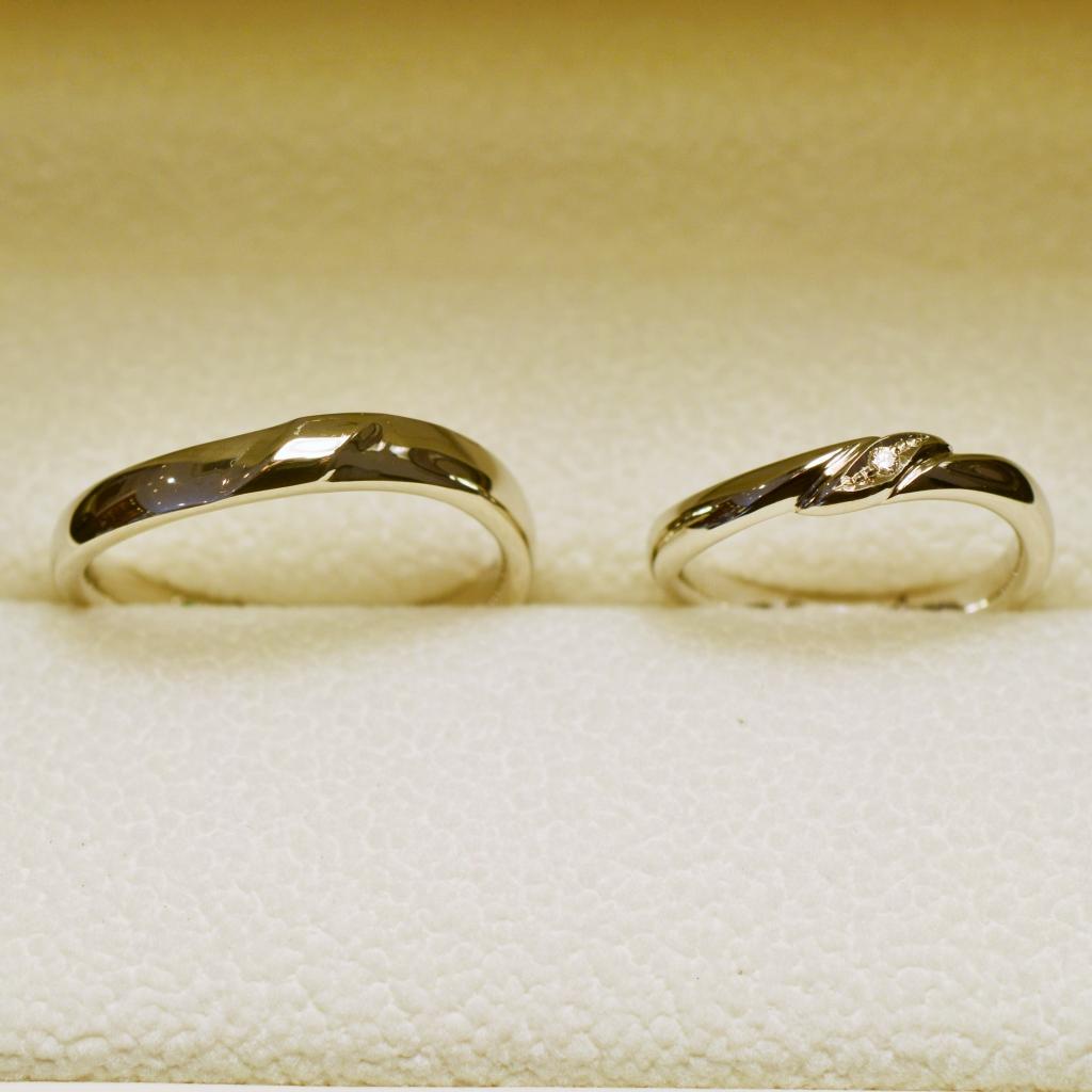 手作り結婚指輪プレミアムコース【横浜店】N様