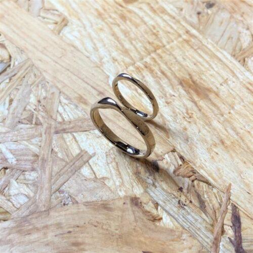 お客様の指輪制作実績一枚目