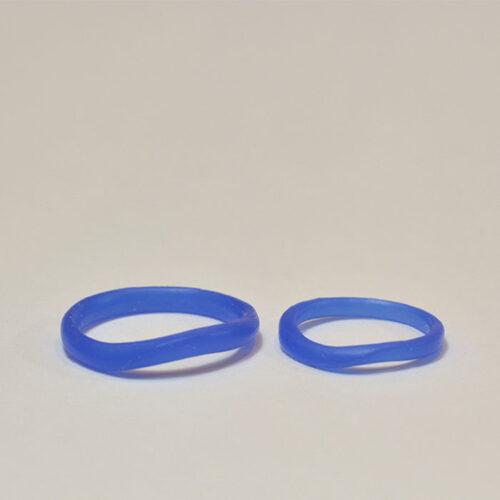 お客様の指輪制作実績3枚⽬