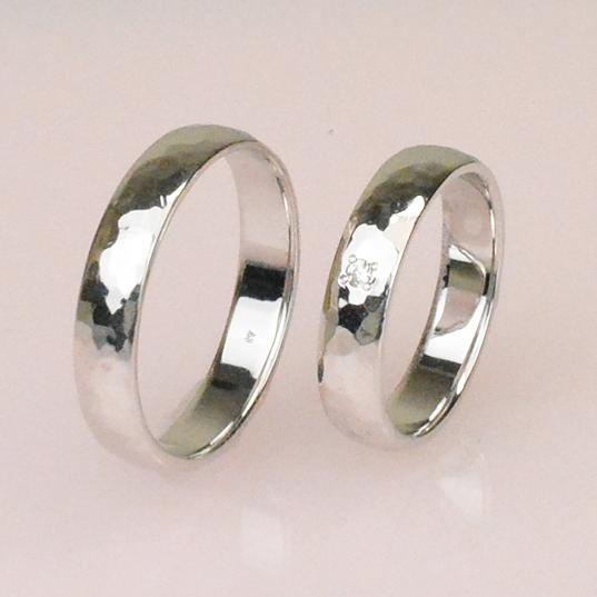最近人気のデザインです@手作り結婚指輪 工房スミス札幌店