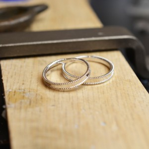 handmade marriagering