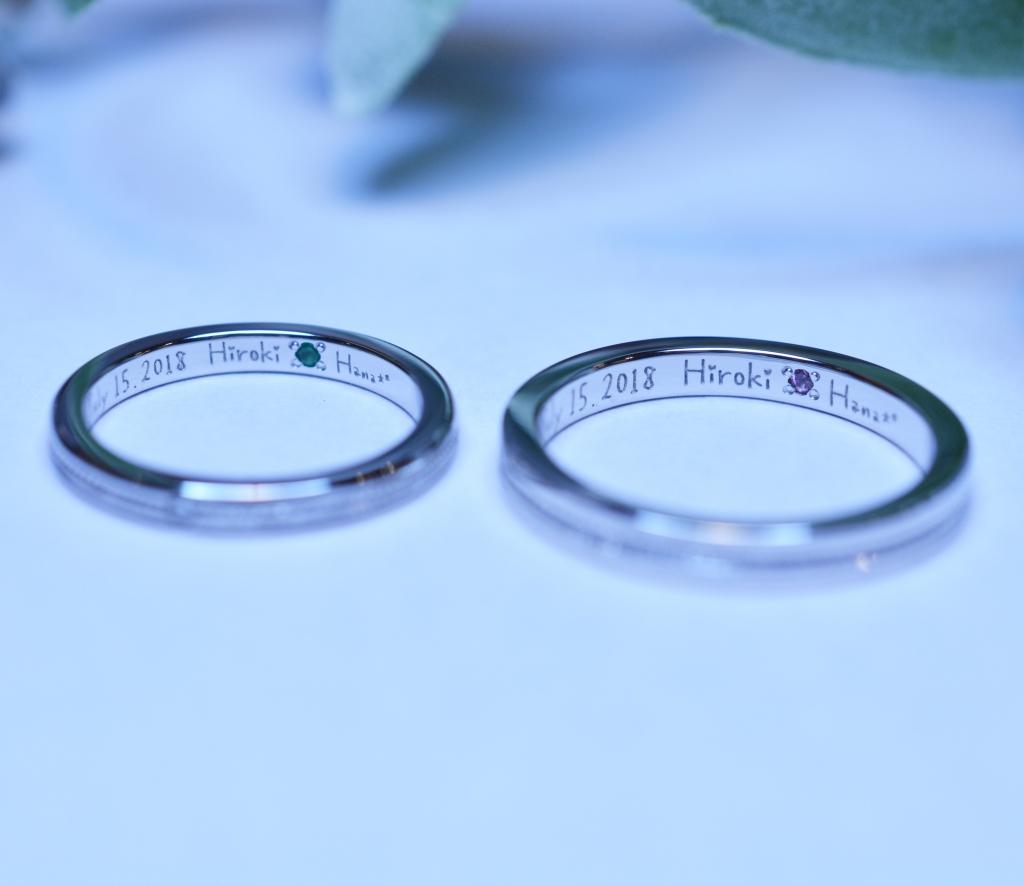 表現したいデザインをそのままに@手作り結婚指輪 工房スミス札幌店
