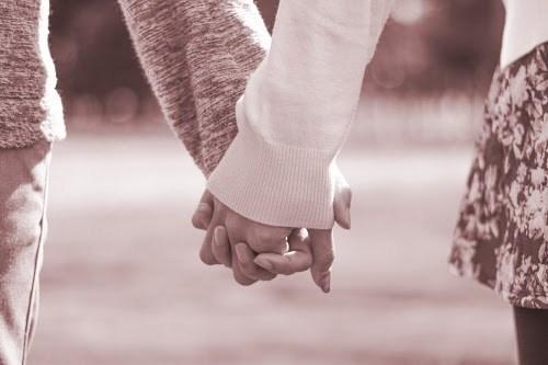 二人の絆指輪