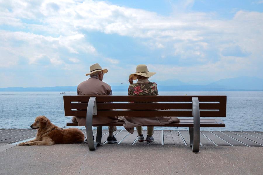 いい夫婦の日のイメージカット