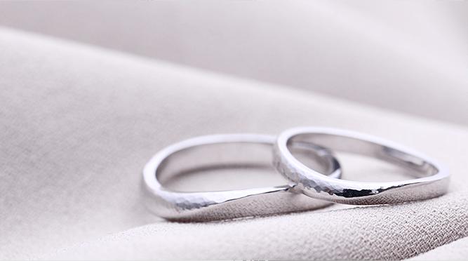 二人の理想の形をそのまま指輪へ@手作り結婚指輪 工房スミス札幌店