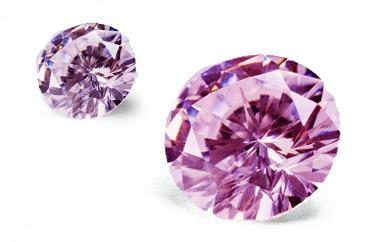 💎指輪にピンクダイヤモンド@札幌店