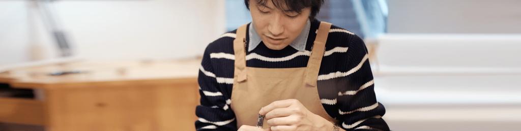 💍手作り結婚指輪